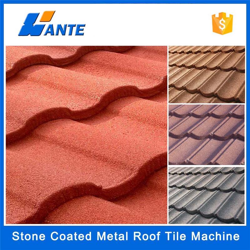 2015 hot selling decorative colourful waterproof metal roofing