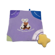 baby blanket manufacturers alibaba china cotton baby security blanket with teether
