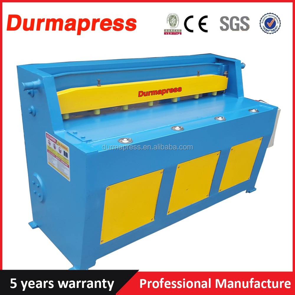 Mechanical shearing machine <strong>Q11</strong>-1.5x1600 Electric Sheet Metal Shear Price