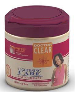 doctor clear cream