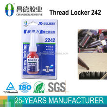 2242 Medium strength Anaerobic Thread Locking Sealant