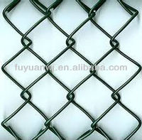 Pet fence galvanized and pvc coated stainless steel fencing wire mesh
