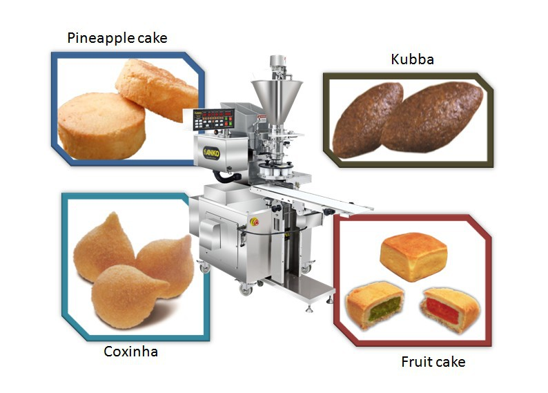 Anko Industrial Automatic Small Biscuit Making Turnkey