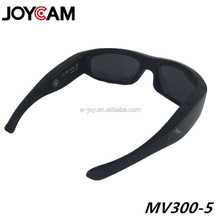 Polarized Sunglasses with Camera HD 720P DVR Eyeglass Video Recording and Photographing