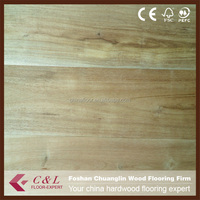 Unfinished Acacia solid wood flooring