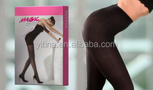 Hot selling as seen on tv Magic Collant Never broken Socking women Silk stocking