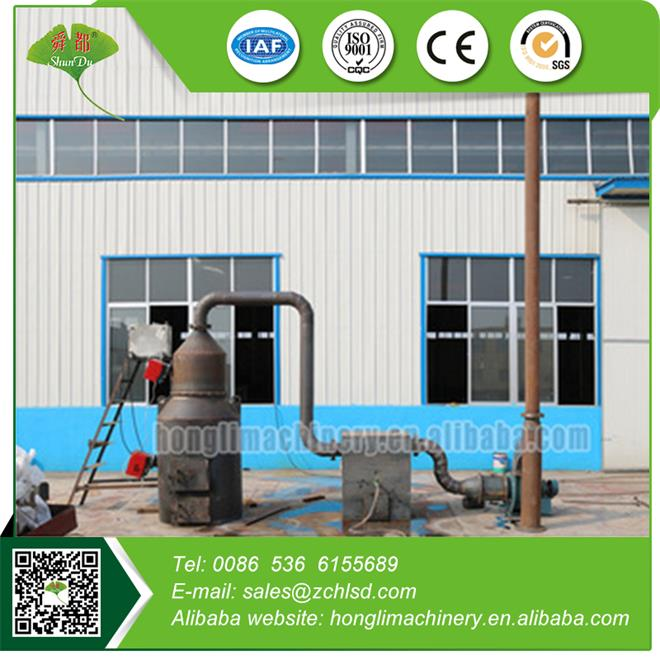 Environmental and profitable poultry Industrial Waste Incinerator