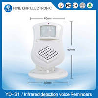 Guangzhou N-EC motion sensor,infrared door bell.