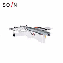 MJ6128D Wood cutting saw machine / Sliding Table Panel Saw Machinery with CE