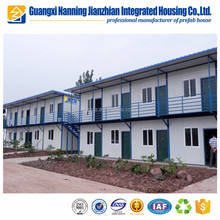 Prefab accommodation building for construction site temporary living prefab house