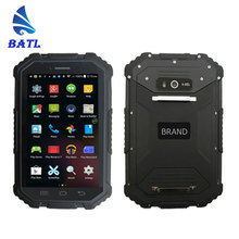 BATL daylight readable gps ip67 waterproof rugged tablet pc 3g, 7.0 inch android tablet rugged