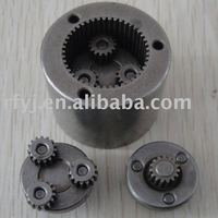 ring and pinion gears sintered pm progress