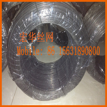 high quality black annealed wire/binding wire sell to india market