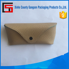Factory Price Durable PU Leather Sunglasses Eyeglasses Case