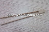 natural beech wooden tong
