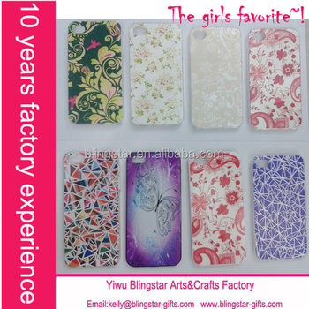daisy flower print for iphone 5 case