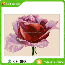Fast Supply Diamond Art Hand Embroidery Flowers Pictures