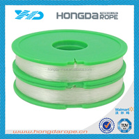 monofilament nylon cord,2mm green nylon fishing line, fishing nets