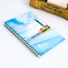 High quality wholesale stationery notes A5 soft copy diary notebook