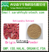 Factory Supply 100% Natural High Quality Schisandra Chinensis Extract