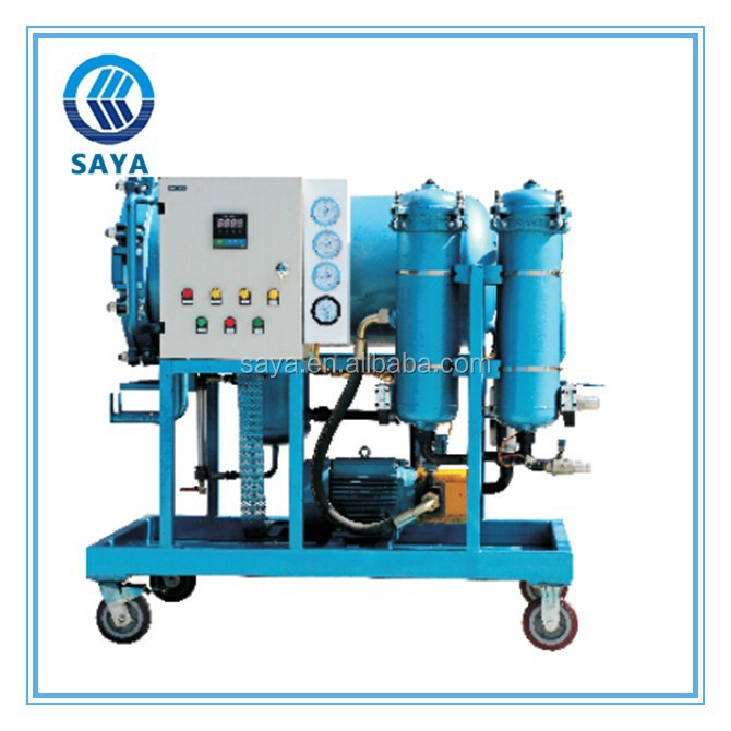high efficiency transformer oil filter machine with precision filtration