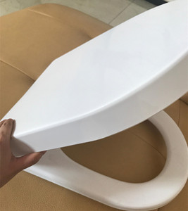 PP adult square toilet seat cover export to the world