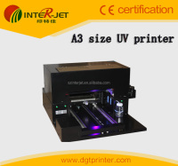 Factory price A3 size UV Flatbed Printer &3D UV Printer