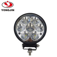 New product 21w led rond work light for cars/ trucks/ motorcycles/ forklift