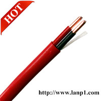 Unshielded Solid 18/2 Fire Alarm Wire