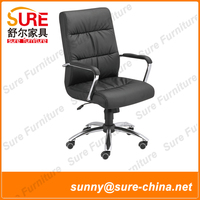 Executive Swing Office Chair With Office Chair Caster Wheels