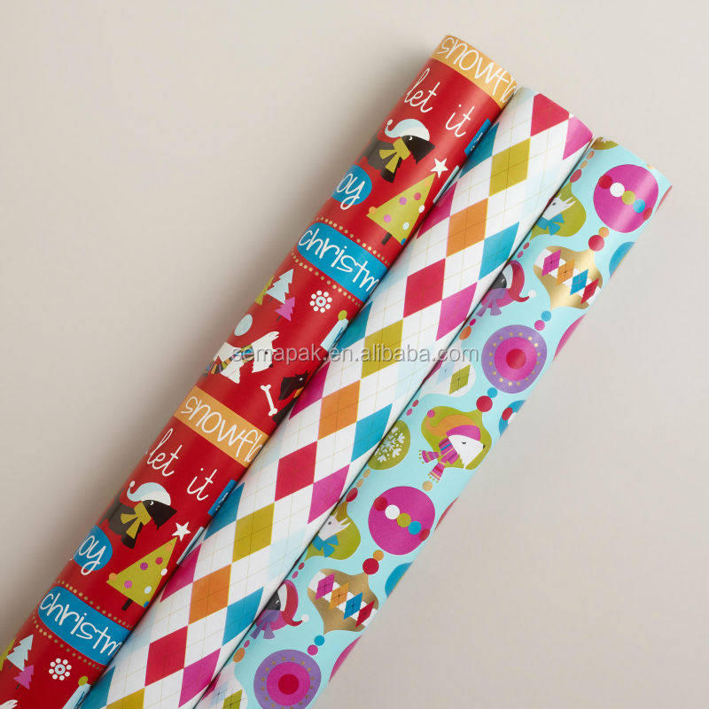 where to buy gift wrapping paper Paper mart has more than 2,500 everyday patterns of gift wrapping paper from which to select, offering portable personal size gift wrapping paper in shorter 15' rolls, as well as savings on our closeout selections.