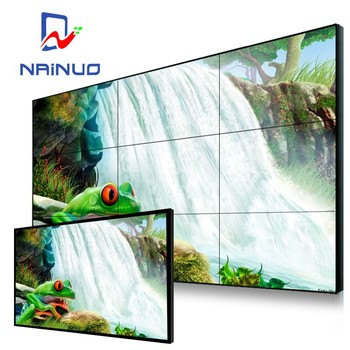 46 inch highlight 700 nits screen Digital Signage display multi TV wall