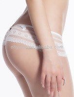 Cheap ladies lace fashion sexy nylon g-strings thong panties