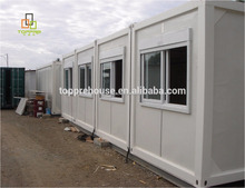 2017 Prefabricated 20ft living container house as living home