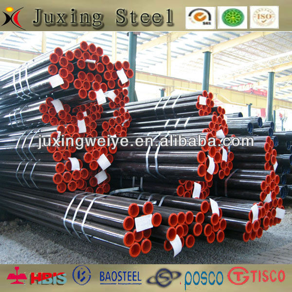 High Quality Round Steel API 5CT Oil Well Drilling Casing