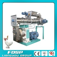 Poultry feed ring mould pellet mill/ livestock feed machine/chicken pellet feed machine used in farm and feed mills