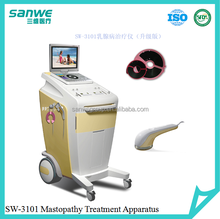 Women Breast Disease Treatment Apparatus with Infrared Heating Therapy