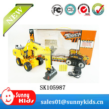 Cute rc tracked vehicle with high quality rc toy