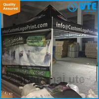 2016 new products advertising cheap custom printed canopy tent