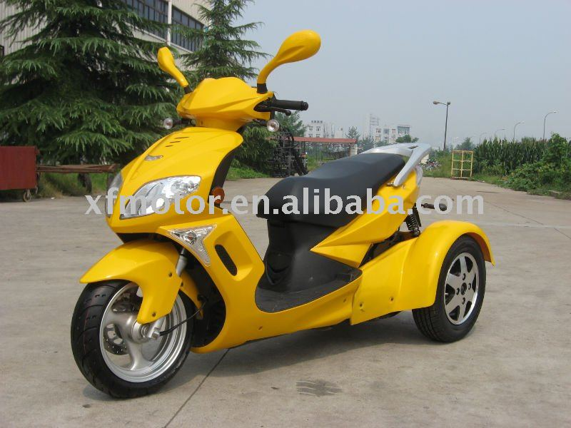 Three Wheel Scooter 150cc