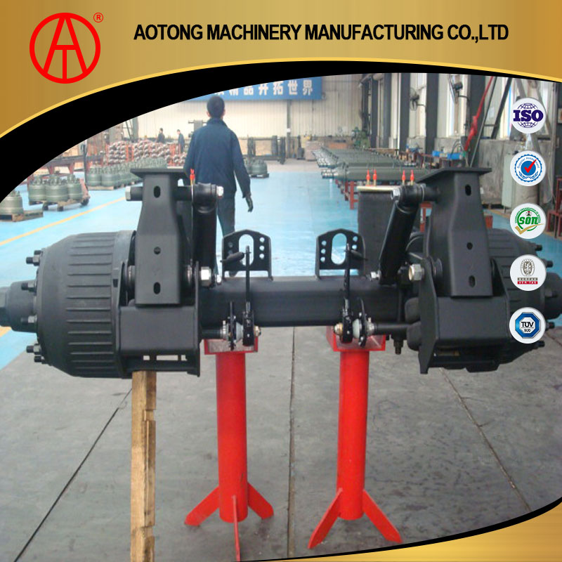 semi-trailer lift axle air bag suspension car system seat
