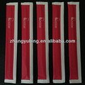 full paper wrapped disposable bamboo chopsticks in bulk