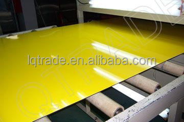 Machined Advertising Aluminium Composite Panel