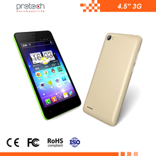 Best 4.5 inch 3G android smartphone high quality dual SIM card china price