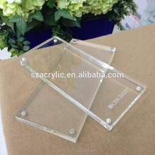 Photo Frame Type and acrylic Material double 5x7 picture frames