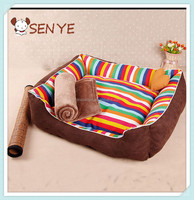 Comfortable Colorful Pet Dog Bed