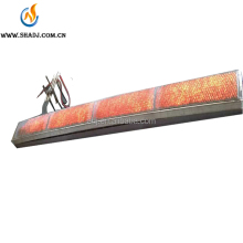 Infrared ceramic gas burner / Industrial Lpg Burner / Burner System