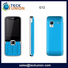 G12 2.4Inch Hot Sale In South America Unlocked GSM Cheap Cell Phone Mobile Dual Sim Low End Mobile Phone