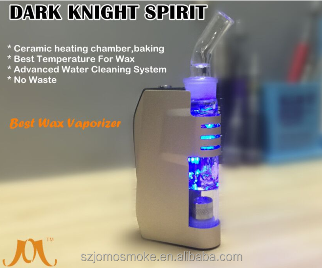 new product 2016 china water vapor smoke jomo mini pure vapor e smoking dark night led vaporizer smoking ON SALE