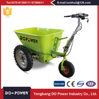 Micro Engine Garden Dumper Power Barrow Electric Mini Dumper